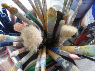 Art therapy myth #2:	Art therapy is for artists with mental illness