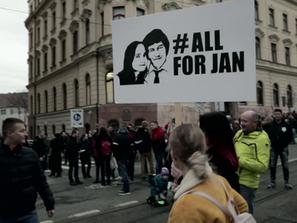 Alle für Jan – Die Slowakei nach dem Journalistenmord