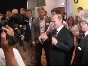 Putin und die Deutsche Schule
