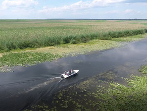 Das rumänische Donaudelta