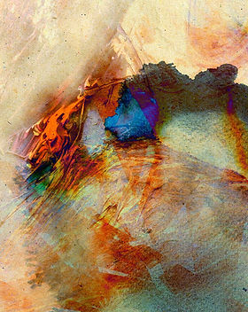 Abstract Water Colors