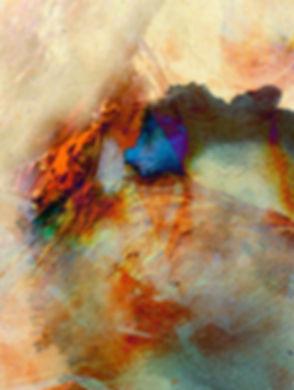 Abstrakte Wasser-Farben