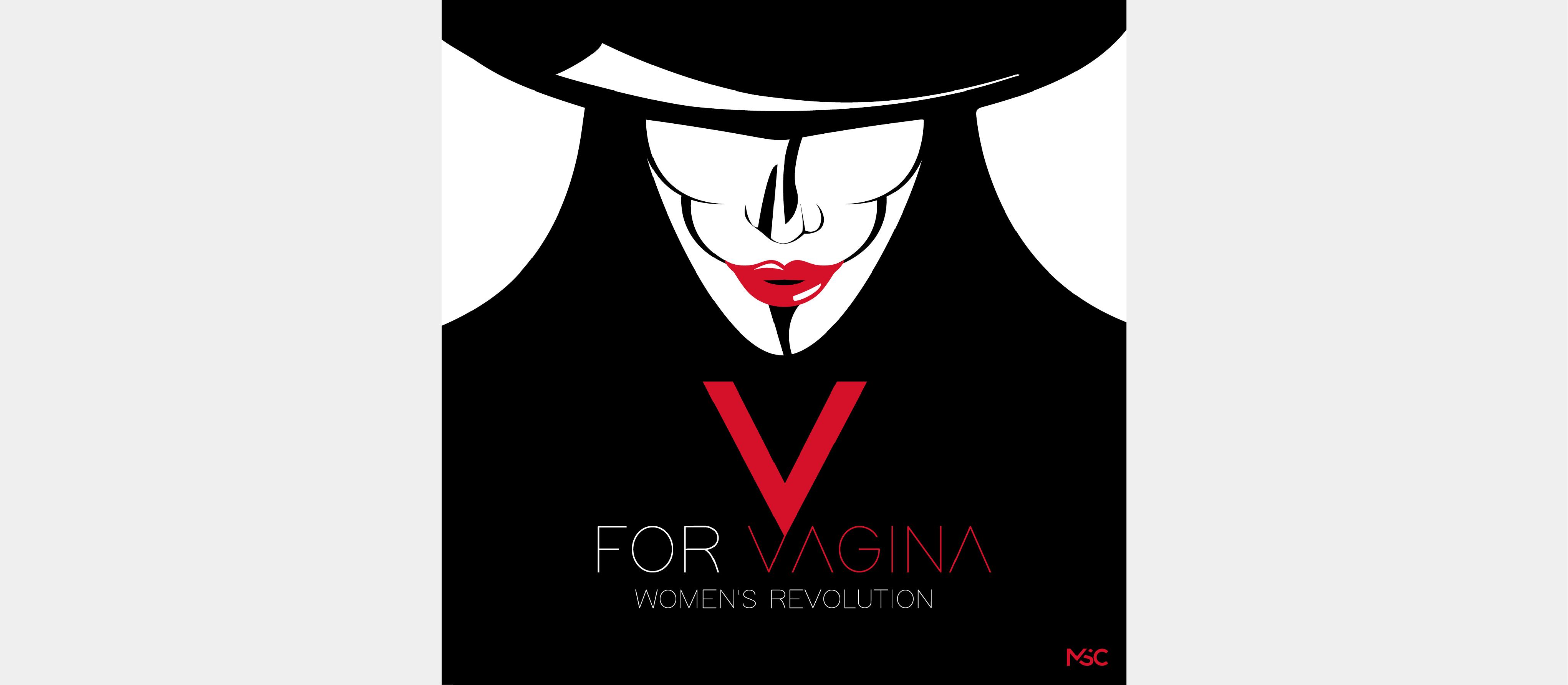 V for Vagina