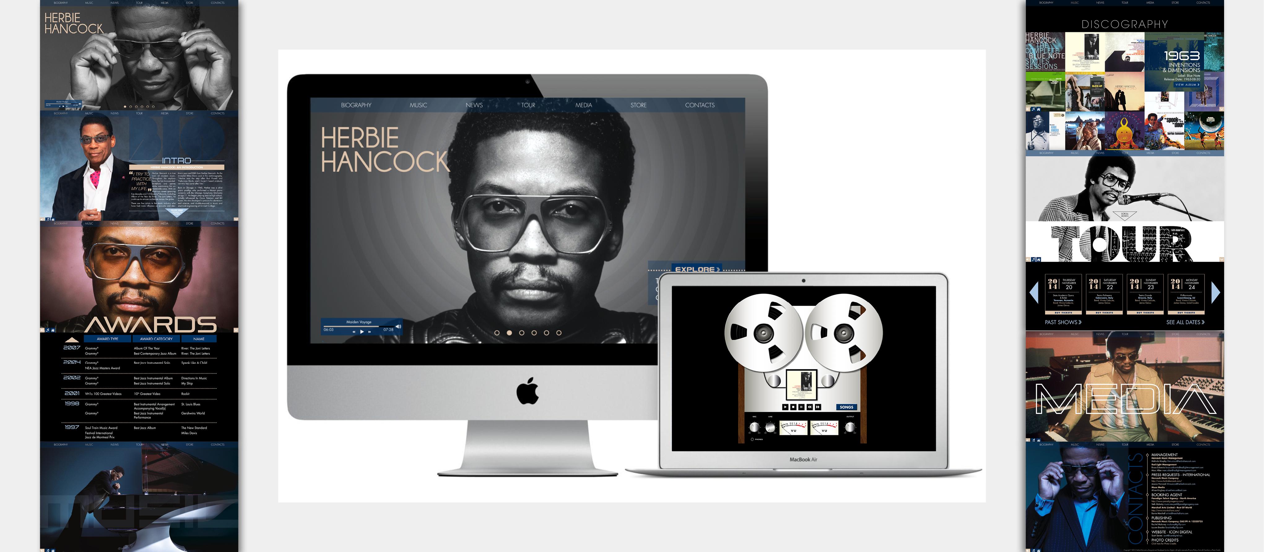 HerbieHancock.com