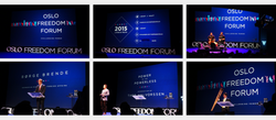 Oslo Freedom Forum 2015