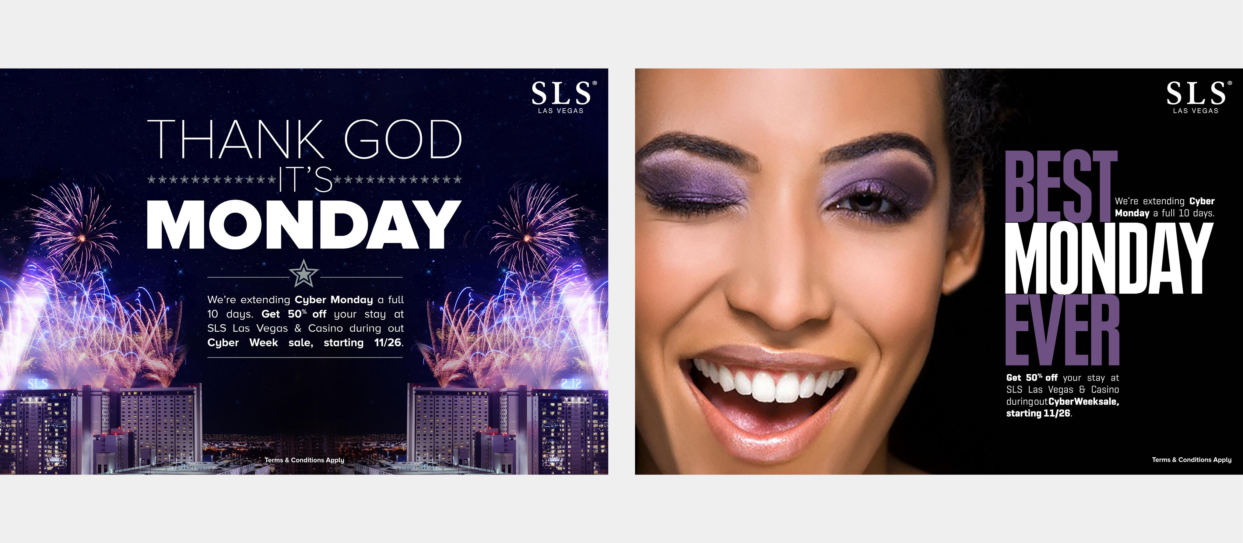SBE, SLS Las Vegas
