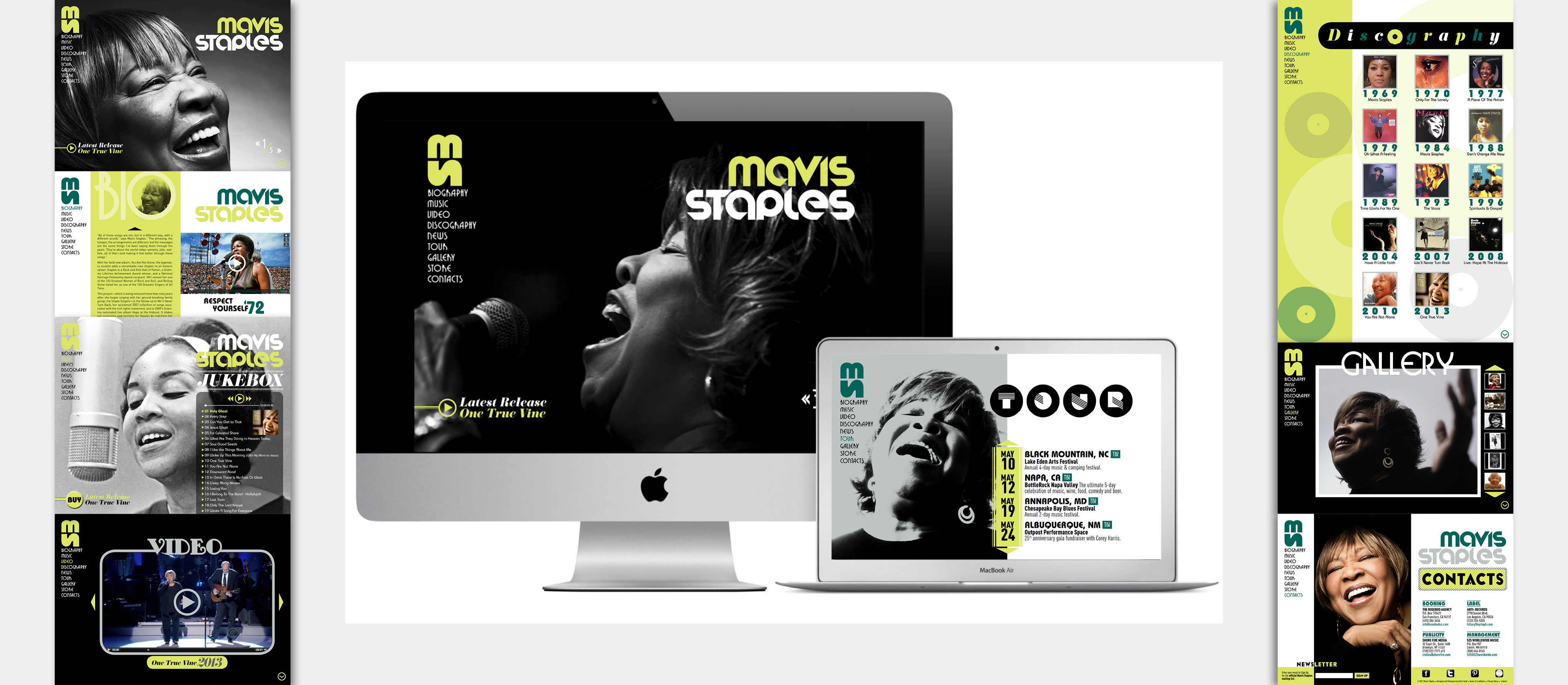 MavisStaples.com