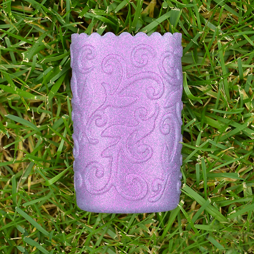 Plum Shimmer Perfect Purse Protector