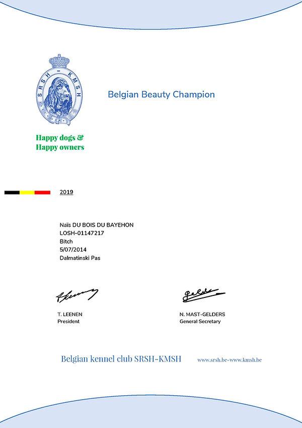 titre_Naïs_DU_BOIS_DU_BAYEHON_-_Belgian_