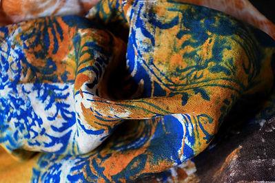 LAAS GAAL art fabric
