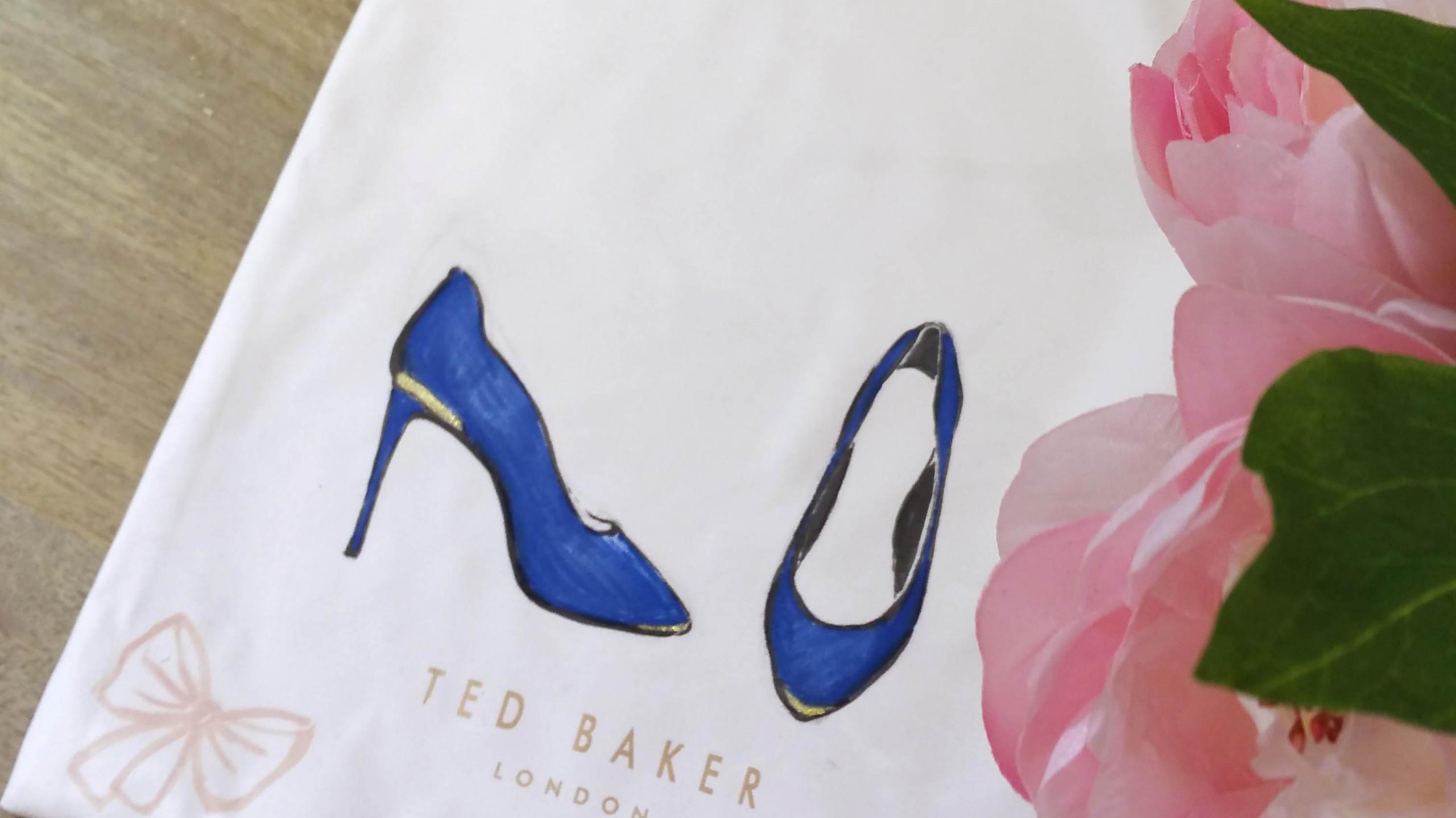 Ted Baker footwear bag