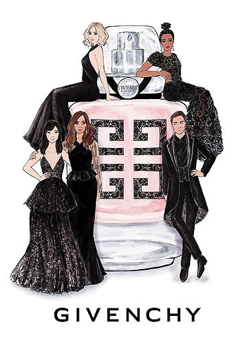 insta Givenchy l'interdit couture comple