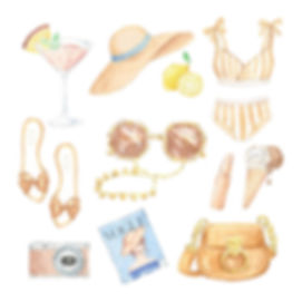 beach items illustration watercolor.jpg