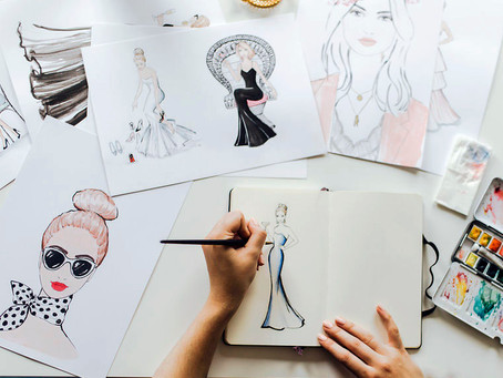 How to draw fashion illustrations
