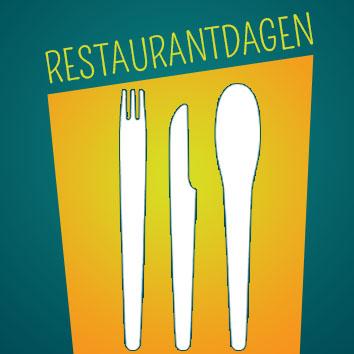 RestaurantdagenTekeningBanner