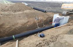 Meter Turnout Installation