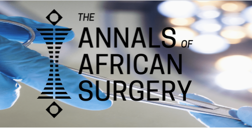 Advantages of publishing with the Annals of African Surgery