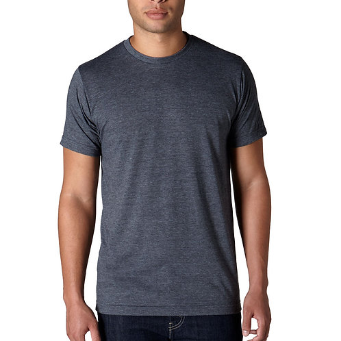 unisex poly-rich blend tee
