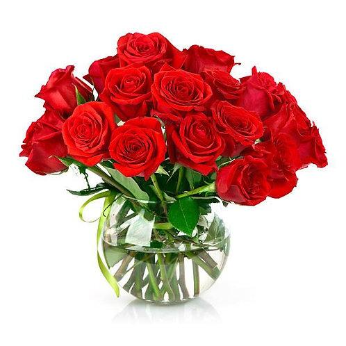 24 Short Roses