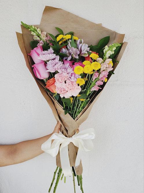 Premium Wrapped Bouquet