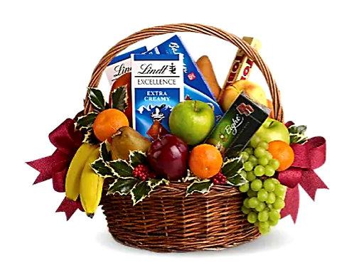 Fruits & Sweets Basket