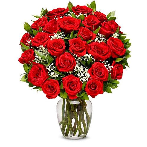 Classic 24 Roses
