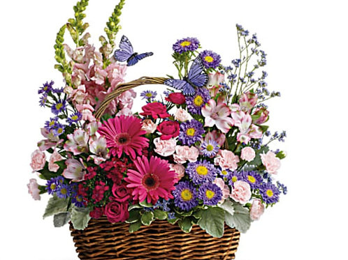 Special For You Basket