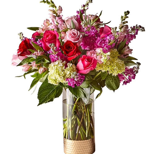 I Love You Luxury Bouquet