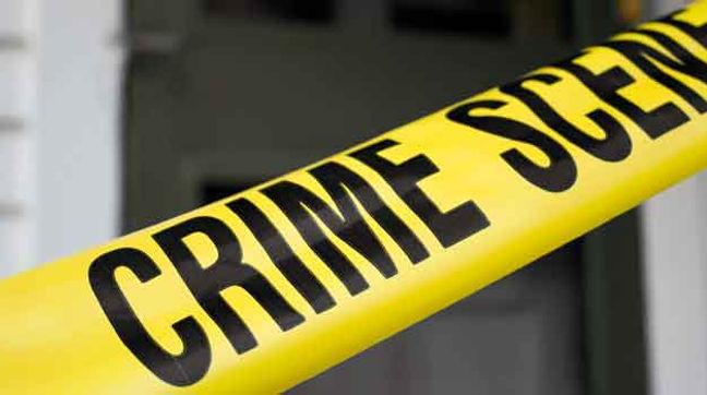 Crime scene tape to represent crime scene & trama restoration services