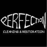 Perfection Carpet Cleaning logo, a Coeur d' Alene carpet cleaning company