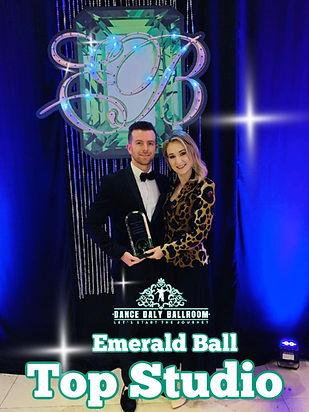 Emerald Ball Top Studio