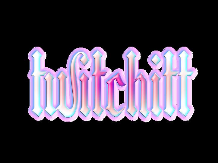 Text - Twitchitt (Unicorn) transparent b