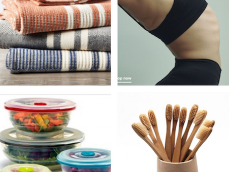 Sustainable Living: Shop Smart