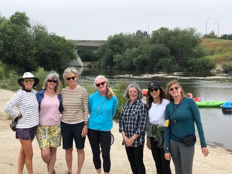Club Kayaks LA River
