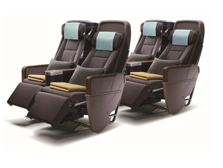 Review:  Premium Economy on China Airlines