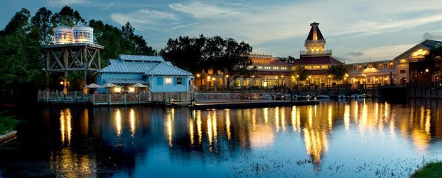port orleans grounds