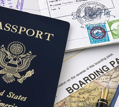 Your passport might not be valid!