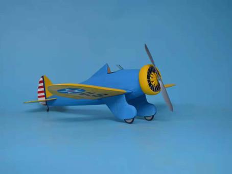 Die P-26 Peashooter kommt! - Lang ersehnte Neuigkeiten