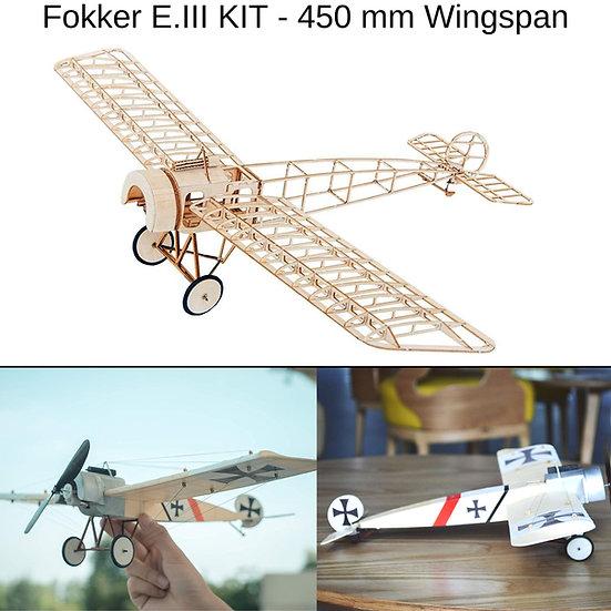 fokker e3 slow flyer, fokker e3 modellflugzeug, fokker e3 flugzeugmodell, fokker e3 selber bauen, fokker e3 park flyer, fokke