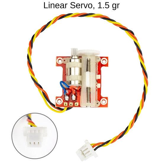 mini servo, micro servo, linear micro servo, slow flyer accessoires, slow flyer zubehör, micro zubehör park flyer