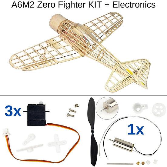 a6m2 zero fighter rc flugzeug, a6m2 selber bauen, a6m2 micro flugzeug, a6m2 slow flyer balsa, balsa holz mitsubishi a6m2 zero