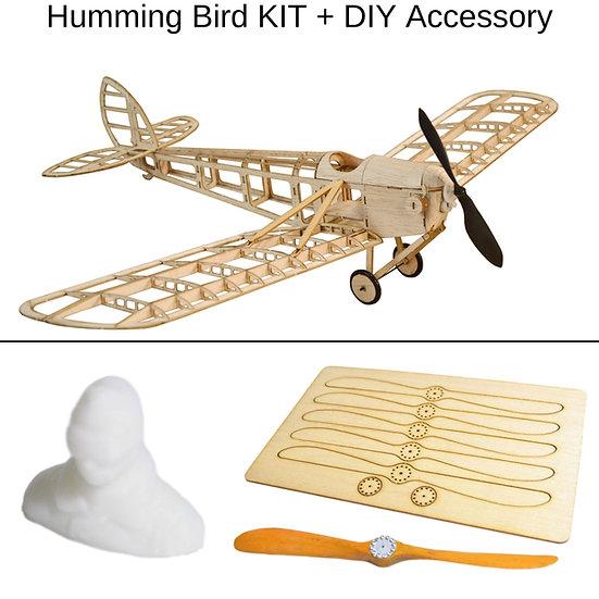 humming bird slow flyer, humming bird modellflugzeug, humming bird flugzeugmodell, humming bird selber bauen, humming bird pa