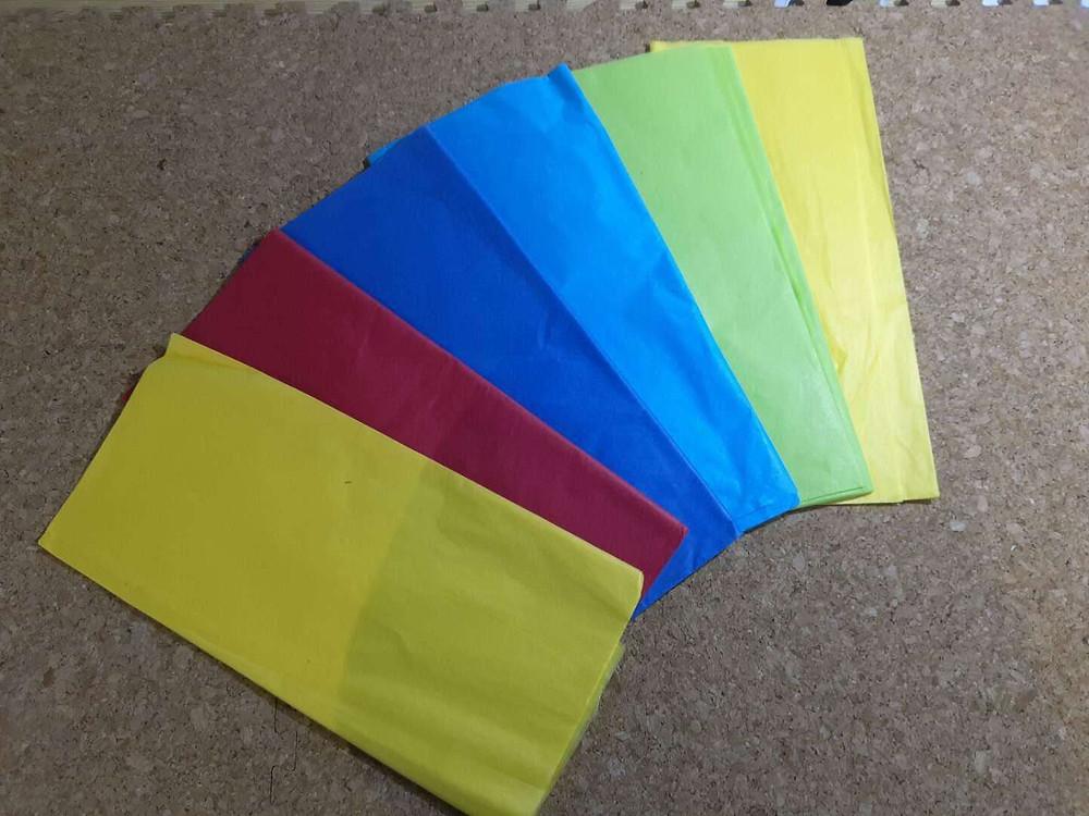 tissue, bespannpapier, jajan papier, bunt japanpapier, japanpapier farbe, bespannmaterial slow flyer, park flyer bespannmaterial, spannlack japanpapier