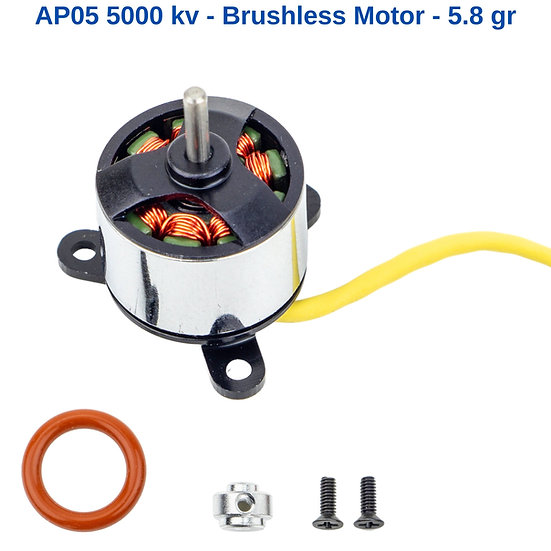 AP05 brushless motor, brushless motor slow flyer, slow flyer motor, park flyer brushless motor, 3d flyer brushless motor