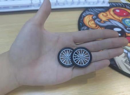 04. Monats Update für Oktober: Wir designen fleißig Kleinteile
