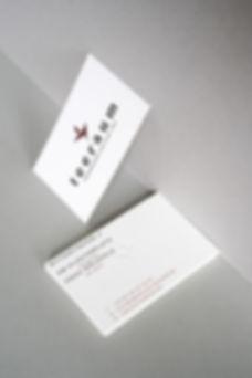 Visitenkarte —Kontakt