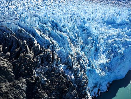 Mission : glacier and tsunami in Argentina