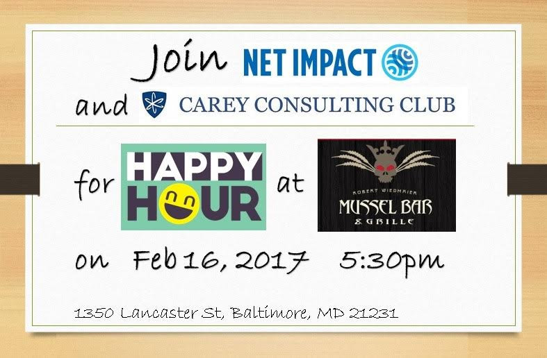 2017 Spring Kick Off Meeting And Happy Hour Networking B Involved