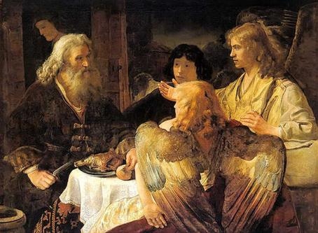 Notre rentrée avec Abraham