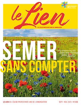 JOURNAL LE LIEN septembre-octobre 2021